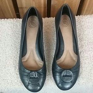 Nurture Navy Blue Shoes